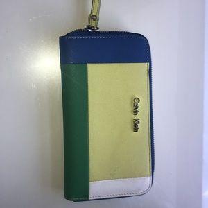 calvin klein wallet/wristlet